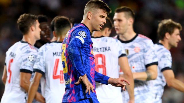Resultado Barcelona-Bayern Múnich: Robert Lewandowski marca dos goles, el equipo alemán derrota al Blaugrana