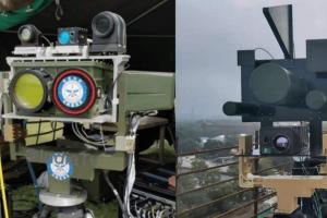 Se instaló la tecnología DRDO Counter Drone para monitorear el Fuerte Rojo en el Día de la Independencia