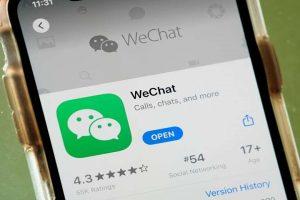 Tencent suspende el registro de nuevos usuarios de WeChat para cumplir con las nuevas leyes de TI en todo el mundo