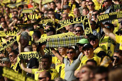 ¿Por qué el Borussia Dortmund canta 'You Never Walk Alone'?